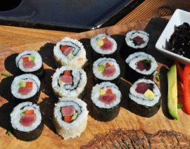 Max' Geschmacks Vorschlag: Wild-Sushi