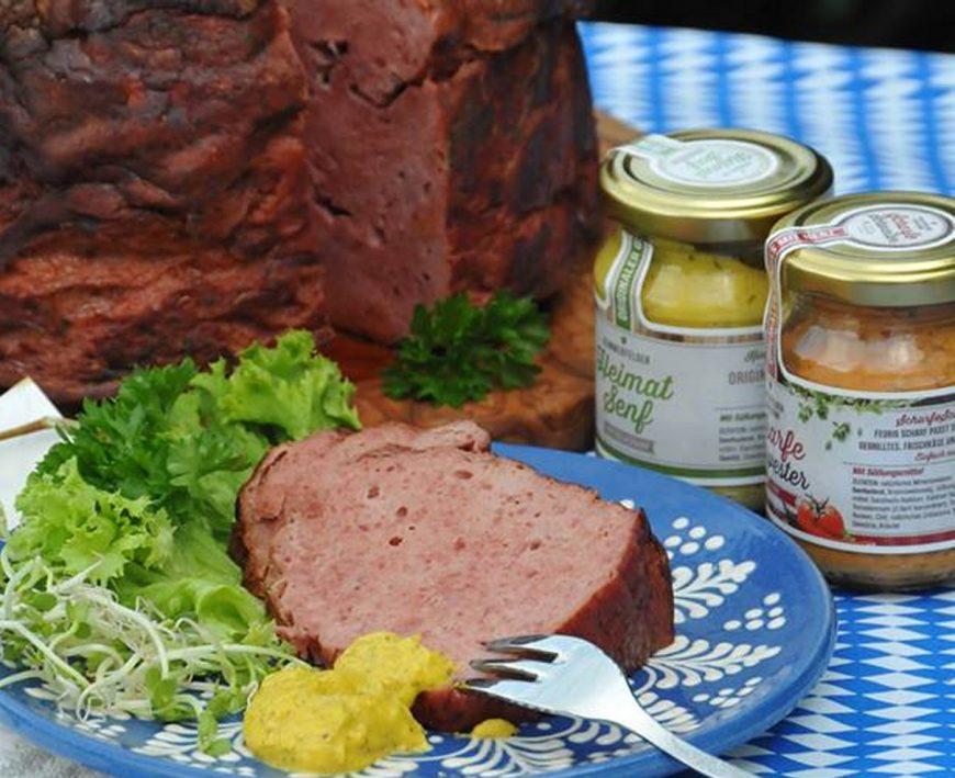Max' Geschmacks Vorschlag: Boarischer Guglhupf aus Fleischkäse