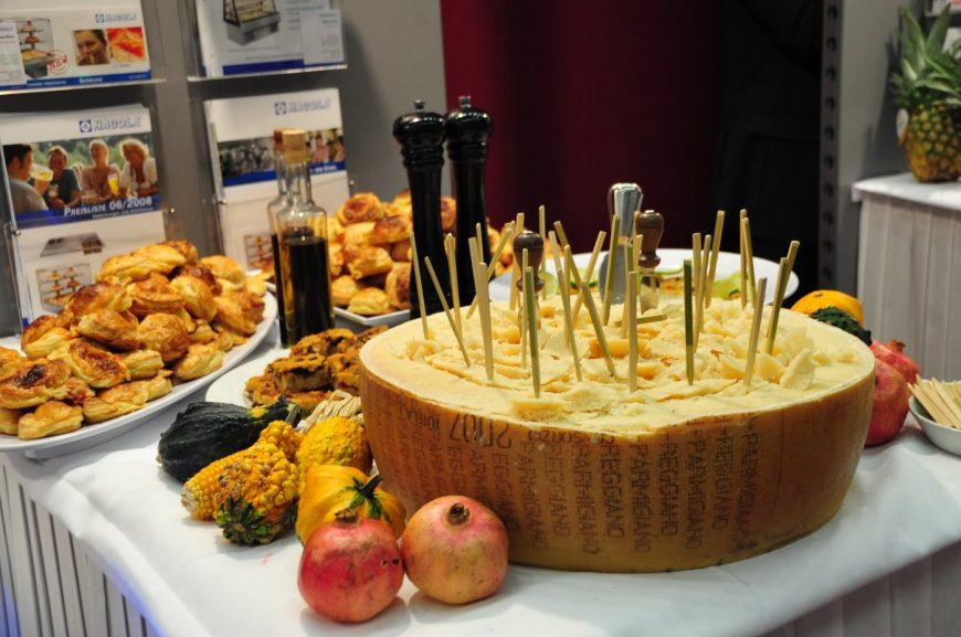 Max' Geschmacks Vorschlag: Italienische Wurst mit Gurke und Kohlrabi