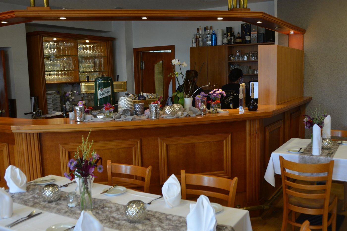 Landgasthof hotel goldenes herz kochen und genuss im - Restaurant wandel ...