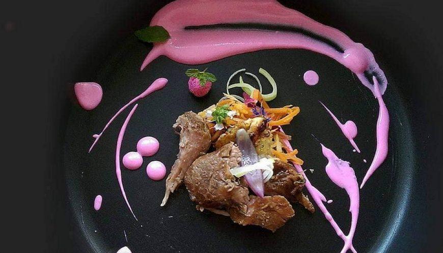 Max' Geschmacks Vorschlag: Pulled Pork mit Süßkartoffel