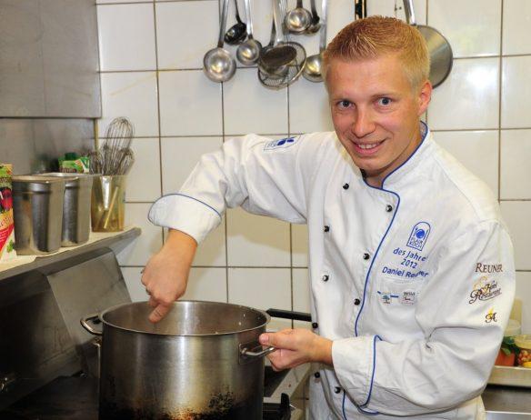 Im Interview: Daniel Reuner – ein Koch, der Regionalität lebt