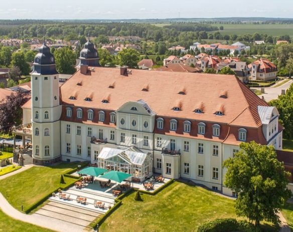 Schlosshotel Fleesensee – Exzellente Küche, die sich am Gast orientiert