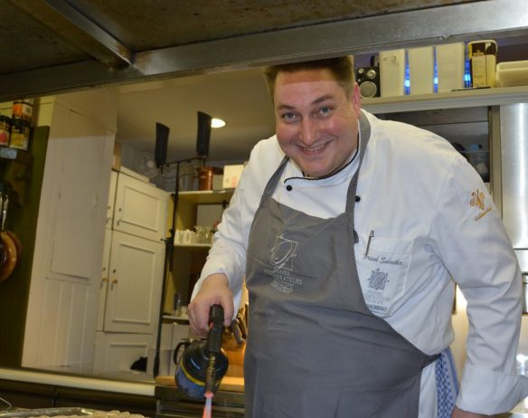 Im Interview: Frank Schreiber – ein Mann, der Kochkunst wörtlich nimmt