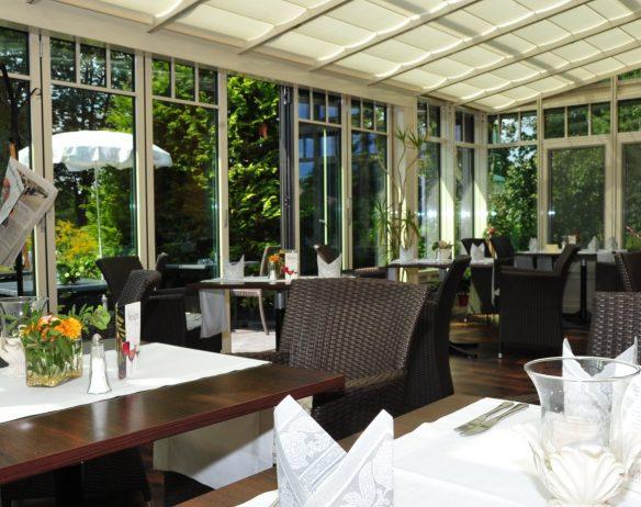 Hotel & Restaurant Reuner: Gastlichkeit am Rande der großen Stadt