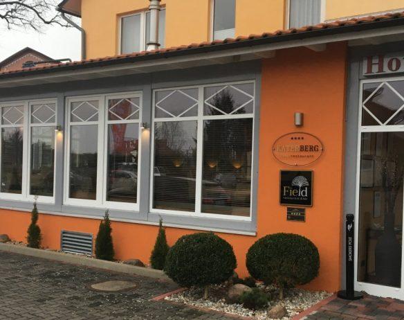 """Hotel Katerberg: Regionaler und mediterraner Genuss im Restaurant """"Field"""""""
