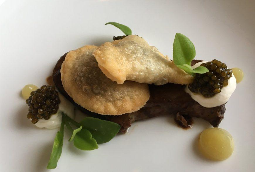 Max' Geschmacks Vorschlag: 4-Gänge-Menü mit Kaviar