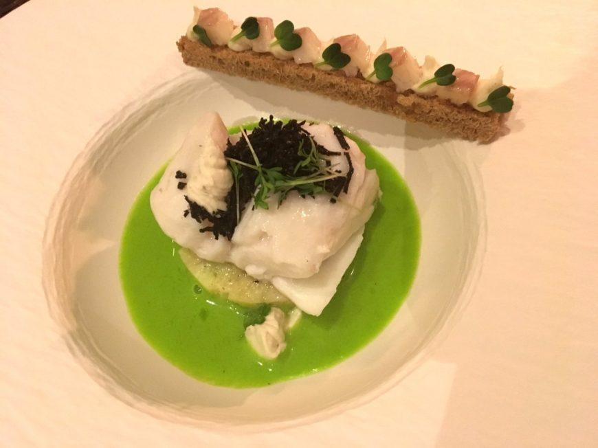 Max' Geschmacks Vorschlag:  Knödel mit Spitzkohl und Fisch