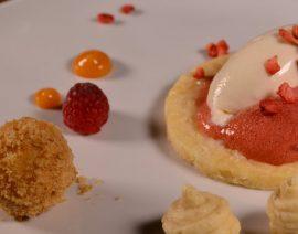 Max' Geschmacks Vorschlag: Spargel mit roter Butter, Kalbszunge und Ei