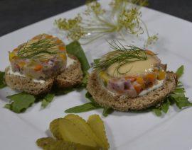 Max' Geschmacks Vorschlag: Schnitzel vom Bovist mit Waldpilzen
