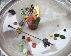 Max' Geschmacks Vorschlag: Knoblauch-Suppe und -Creme-Royale
