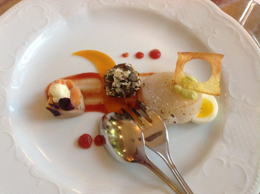 Max' Geschmacks Vorschlag: Savarins mit Früchten