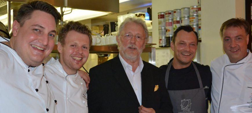 Max' Geschmacks Vorschlag: Poulardenkeulen mit Spitzkohl