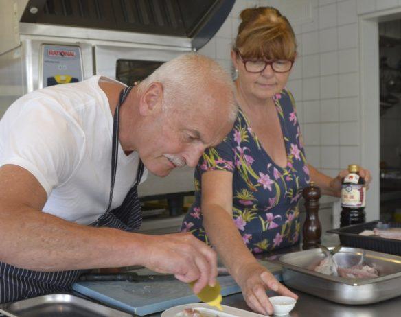 Im Interview: Peter Knobloch, ein kochender Feingeist…