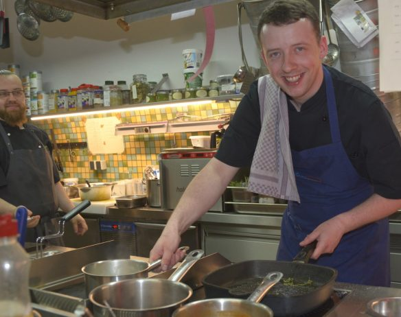 Im Interview: René Hennig – ein Koch mit Visionen…