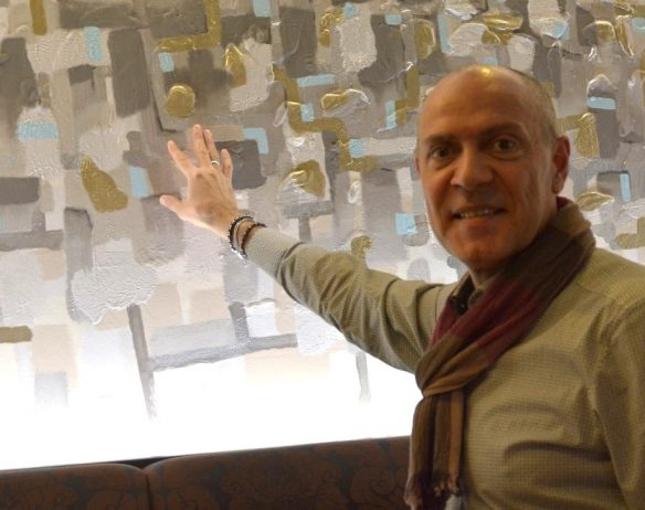 Im Interview: Salvatore Fontanazza, ein Maler guten Geschmacks…
