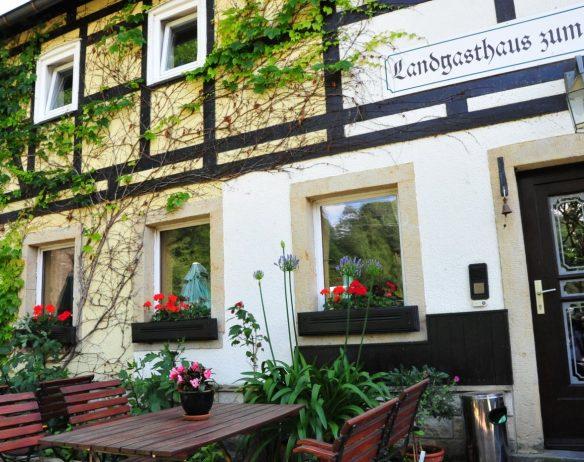 Landgasthaus zum Schwarzbachtal: Kulinarisches Kleinod